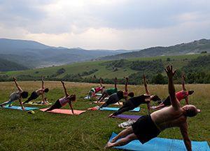 Йога-тур програма