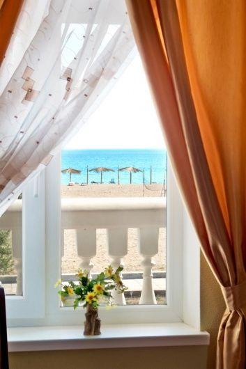Відпочинок у Криму, готель «Вікінг»