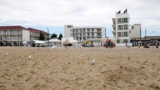 Готелі Затоки на березі