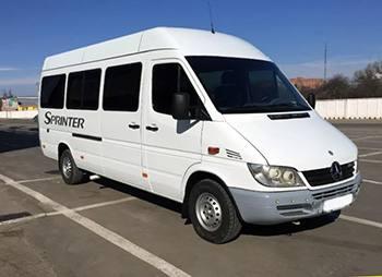Автобус в Залізний Порт